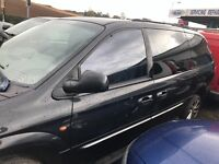 BREAKING CHRYSLER VOYAGER 3.3 PETROL AUTOMATIC LEATHER SEATS GREAT ALLOY WHEELS