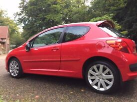 PEUGEOT 207 GT 2007-1.6 Immaculate Condition