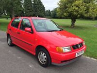 VOLKSWAGEN POLO HATCHBACK - 1.4 5dr Auto,HPI Clear
