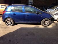 BREAKING VAUXHALL CORSA D CAR PARTS SPARES BREAKING CORSA PARTS