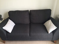 Stylish large sofa (185cm x 88cm), excellent condition to collect in Bristol