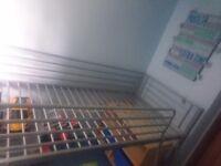 3ft single mid sleeper bed.
