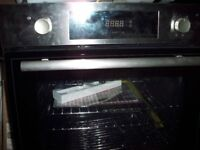 HOOVER SINGLE BUILT IN OVEN NEW 1 YEARS WARANTEE