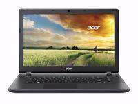 ACER ES15/ INTEL 1.70 GHz/ 4 GB Ram/ 1TB HDD/ HDMI / WEBCAM/ USB 3.0/ WINDOWS 10