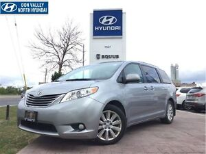2011 Toyota Sienna XLE - BACK UP CAMERA, 7 PASSENGER