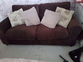 DOUBLE SOFA BED - £125