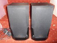 Technics SB CH530A speakers