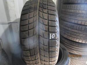 245/50R20  99 PERCENT TREAD USED SINGLE ONLY BRIDGESTONE WINTER TIRE