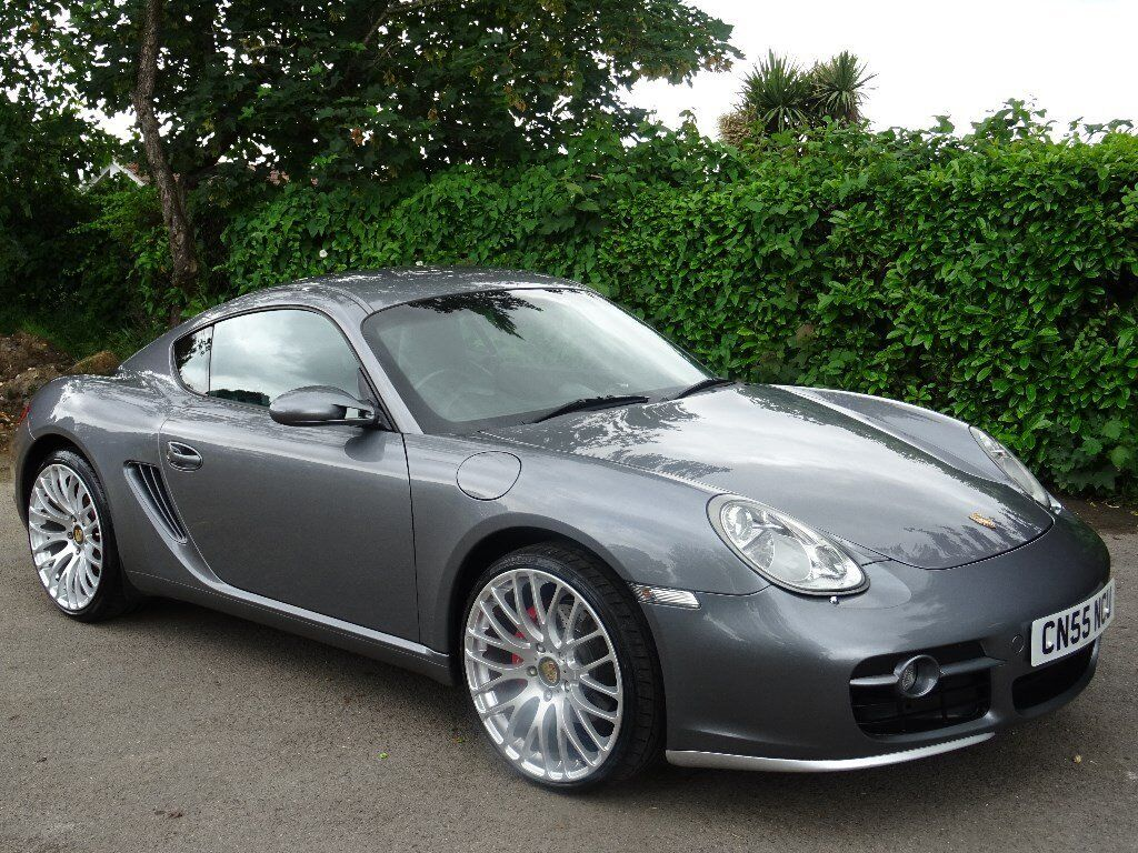 porsche cayman 3 4 987 s 2dr 20 alloy wheels with full black leather in poole dorset gumtree. Black Bedroom Furniture Sets. Home Design Ideas