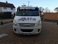 Iveco daily crew cab tipper 2008