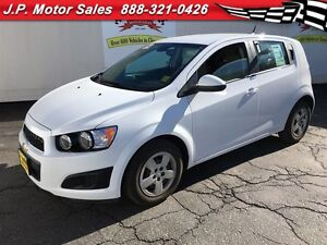 2014 Chevrolet Sonic LS, Automatic, Bluetooth, Only 46,000km