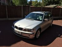 03 PLATE BMW 316I AUTO TOURING ESTATE LONG MOT AUTO