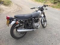 1974 Honda cb360 motorbike motorcycle cb350