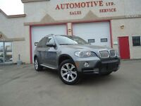 2007 BMW X5 AWD 4.8i Sport 7 Passenger LOW Kms