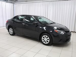2014 Toyota Corolla LOW KMS!!! DONT MISS THIS VALUE PRICED AND T