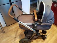 Joolz pram Discovery chassis