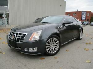 2013 Cadillac CTS AWD LEATHER CAMERA EXTRA CLEAN