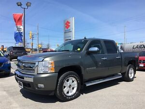 2011 Chevrolet Silverado 1500 LT Crew 4X4 ~Z71 Pkg ~Chrome Side