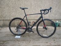 Specialized triple cross road bike