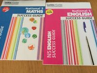 Leckie and leckie national 5 success guides books