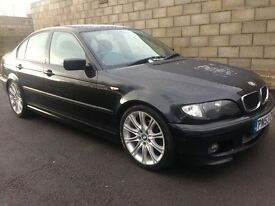 BMW 320d m sport .. 2003 .. new clutch + flywheel just been done