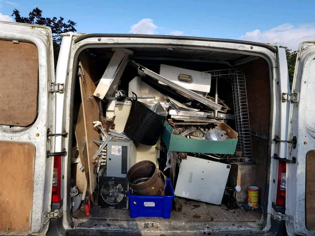 UPLIFT AND RECYCING SERVICE