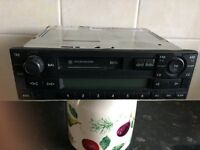 Vw Stereo BETA Radio/cassette with Removal Keys.