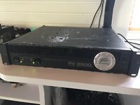 Peavey PV 2600 Power Amp - 6 Available