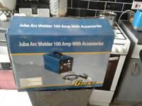 Arc welder 100 amp with accessories
