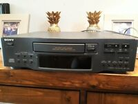 Sony CDP-M33 CD player deck