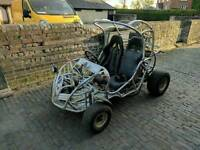 Quadzilla 600cc Off Road Buggy unfinished project