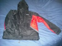Boys Ski Jacket and Salopettes suit 10-13 year old