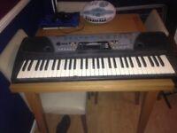 yamaha psr 175 keyboard