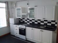 To Rent small self contained studio flat Teignmouth very central near station shops and beach.