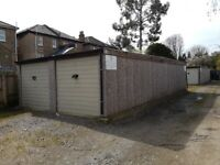 Garage/Parking/Storage: Park Place, Ealing W5 5NQ - GATED SITE
