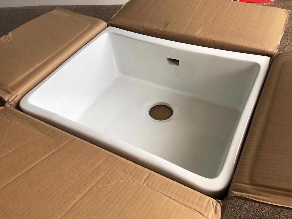 Monobloc Belfast Sink