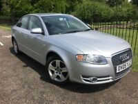2005 Audi A4 2.0 Petrol Automatic - Automatic - only Genuine 47K - 1 Owner - FSH