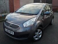 kia venga 2 in very good condition and very low millage.