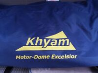 Khyam Motordome Excelsior awning