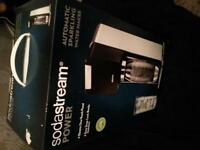 sodastream automatic sparkling water maker
