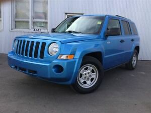 2009 Jeep Patriot North, LOCAL VEHICLE