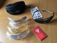 Polarised Sports Sunglasses with 5 lenses