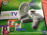 Leap tv video activity game