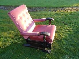 An Old Rocking Chair
