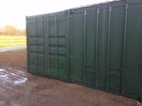 20ft container for sale. Fully wind and watertight