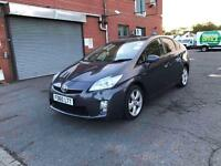 Toyota Pruse 2011 hybrid electric full service history 1.8 long mot