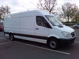 superb van great bargain, Mercedes SPRINTER 2143