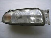 Genuine Ford Fiesta Mk4 1995 - 1999 off side / driver side headlight