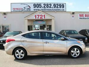 2013 Hyundai Elantra Alloys, Sunroof, WE APPROVE ALL CREDIT