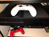 Xbox One 1TB W/ 57 GAMES! & A Controller!